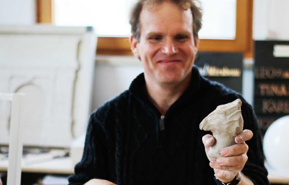 Bildhauer Ulrich Mosandl
