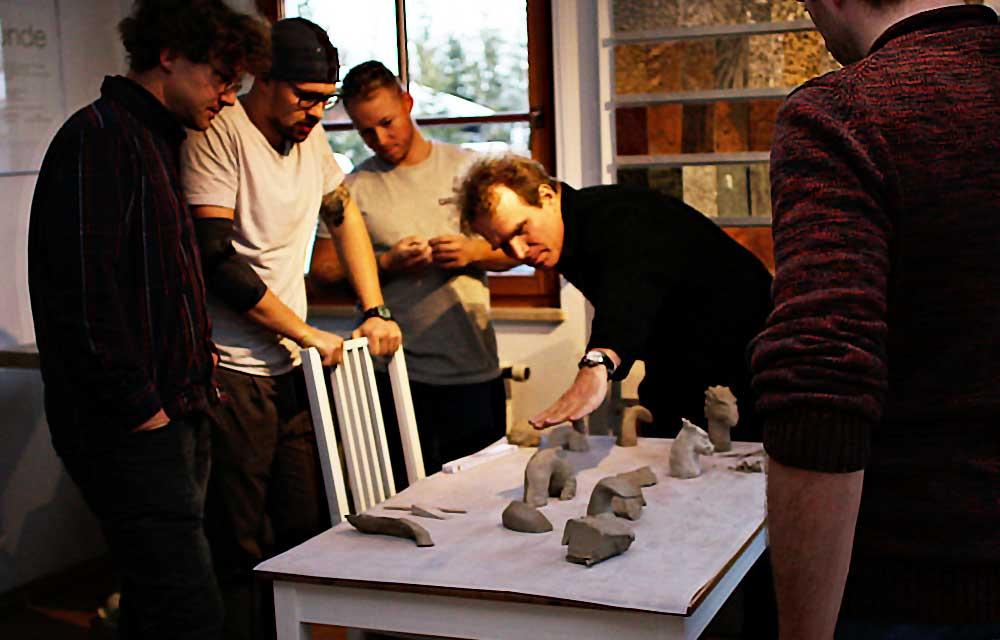 Bildhauersymposium 2017