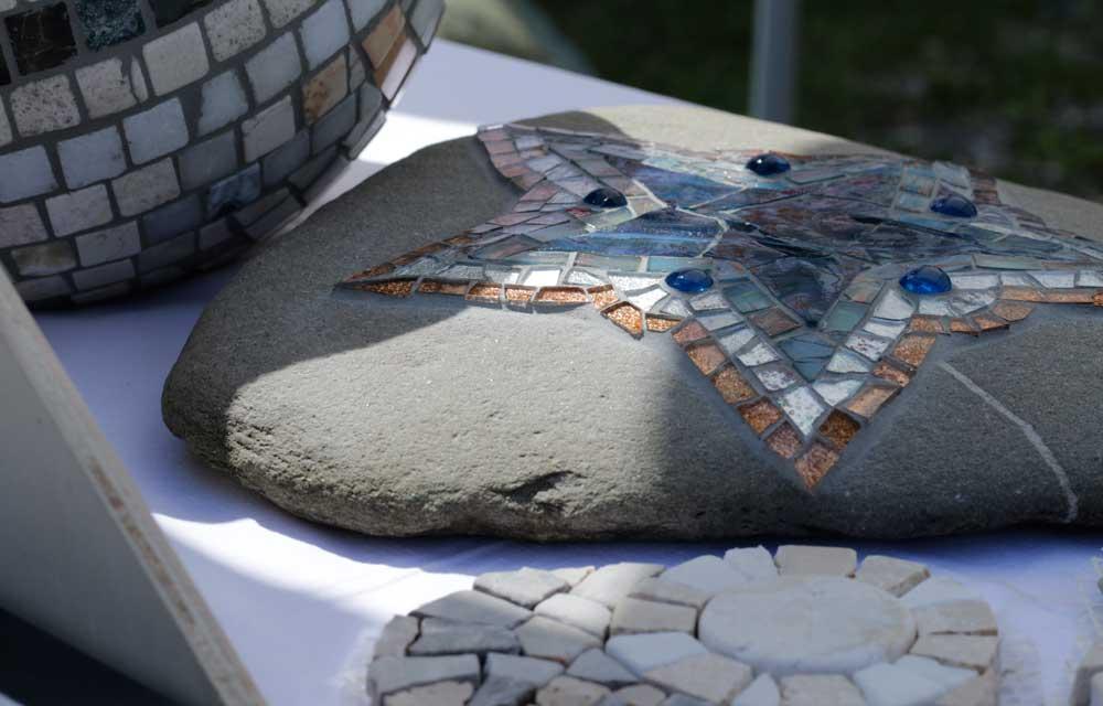 Ausstellung Mosaik