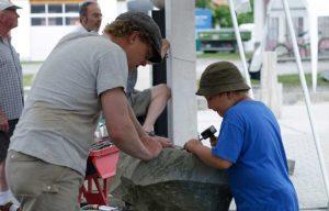 Steinmetzarbeiten für groß und klein