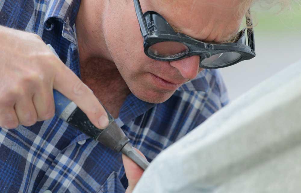 Steinmetz-Schutzbrille
