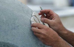 Oberflächenbearbeitung Naturstein