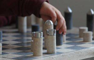 originelles Schachspiel