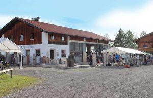 Steinbildhauersymposium Bad Bayersoien